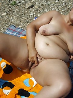 Fat Nudist Pictures