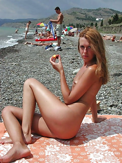 Redhead Nudist Pictures