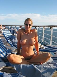 MILF Nudist Pictures